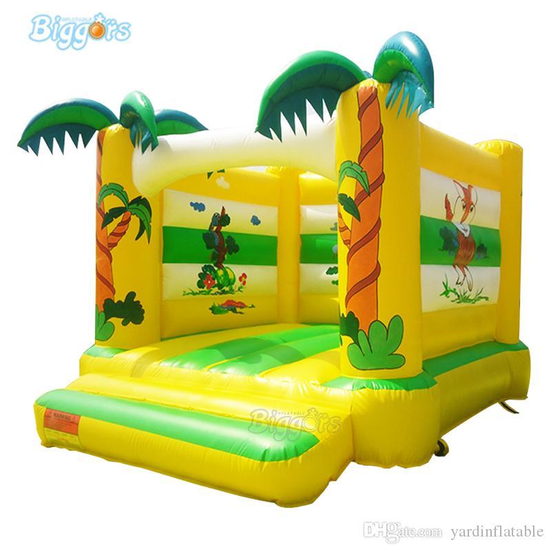 Satılık YARD Yüksek Kaliteli Ticari Grade Çocuklar Bouncy Castle Şişme Trambolin Şişme Atlama Bounce Evi