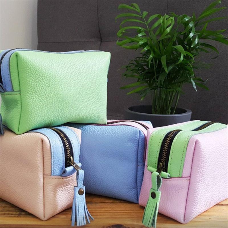 2020 новые дамы косметичка простой путешествия моды сцепления сумка женская хранения