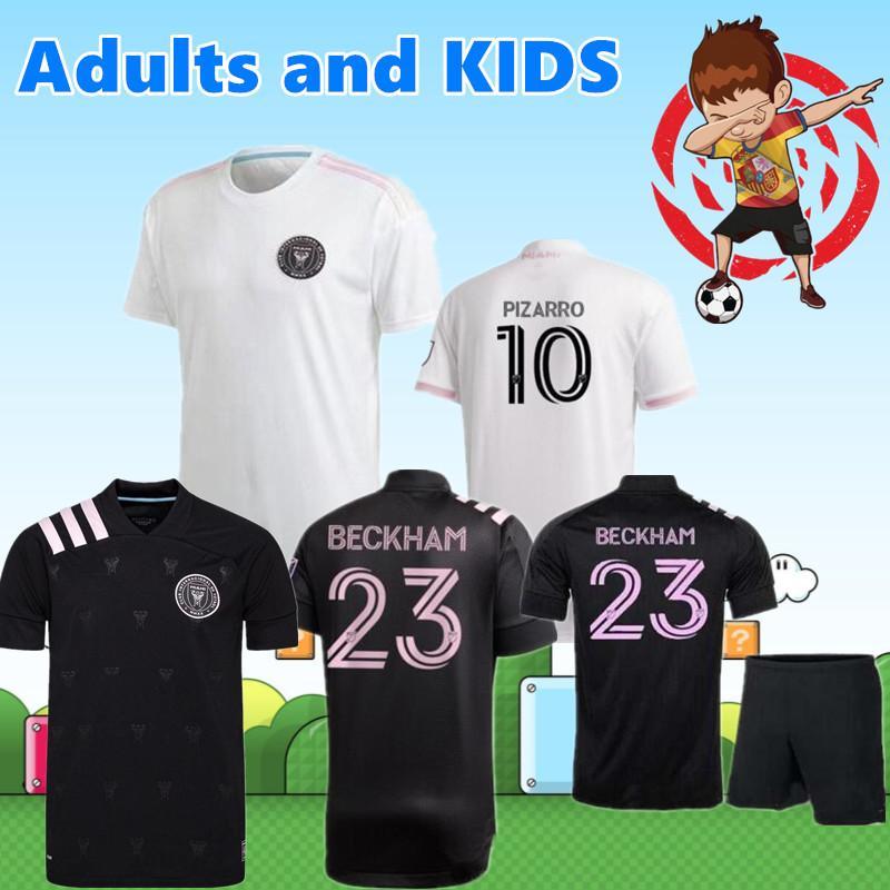 2020 20 21 줄리안 카란 벤 베컴 마이애미 socer 저지 2021 홈페이지는 페예 그리니 MLS 공식 마이애미 KIDS 축구 셔츠의 팬 티 땀