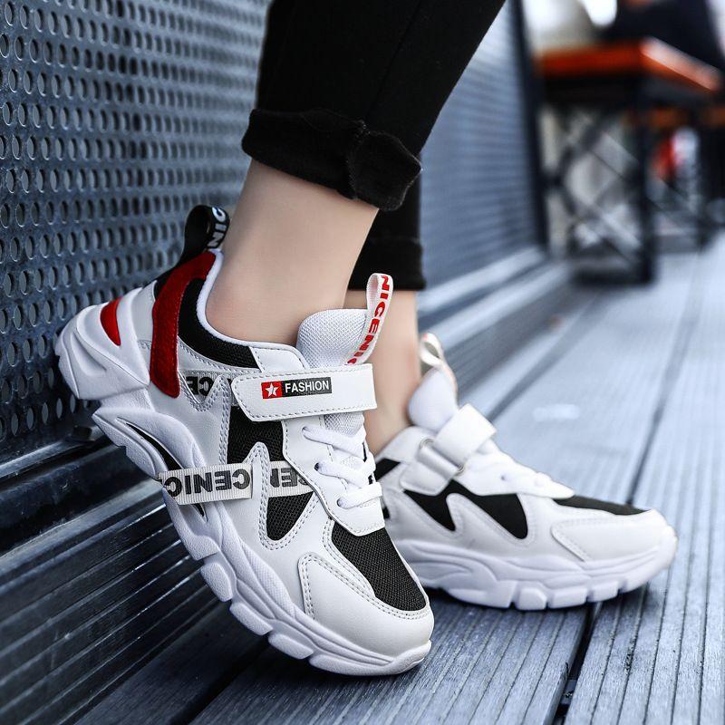 Girls Sports Shoes Scrub Spring