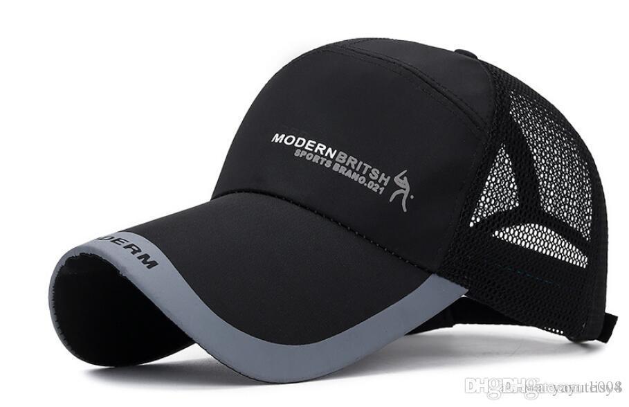 Novo Boné de Beisebol Snapback Chapéu Para O Menino Das Mulheres Dos Homens Barato Ajustável Chapéus Caps 2019 Moda chapéus