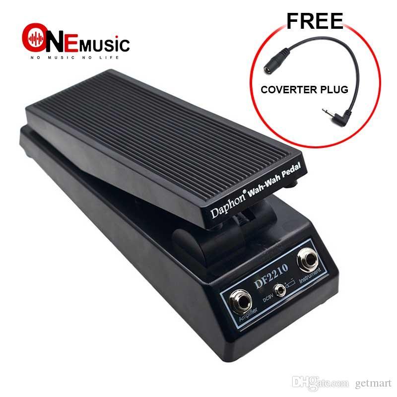 NEW Daphon DF2210 Гитара Wah Wah Педаль для электрогитаристов DJ