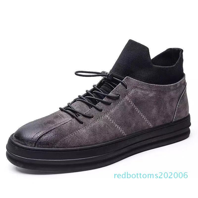 TOP-qualité chaussures espadrille Baskets Mode Marche de sport Formateurs chaussures design de luxe Eu: 39-45 avec la boîte d'origine Envoi gratuit R06