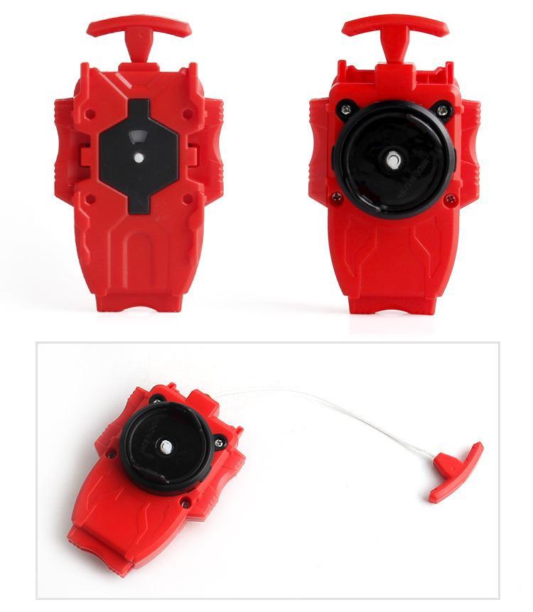 Explosivo Generación Explosivo Combativo Giroscopio Juguete Accesorios periféricos Explosivo Mango Lanzador