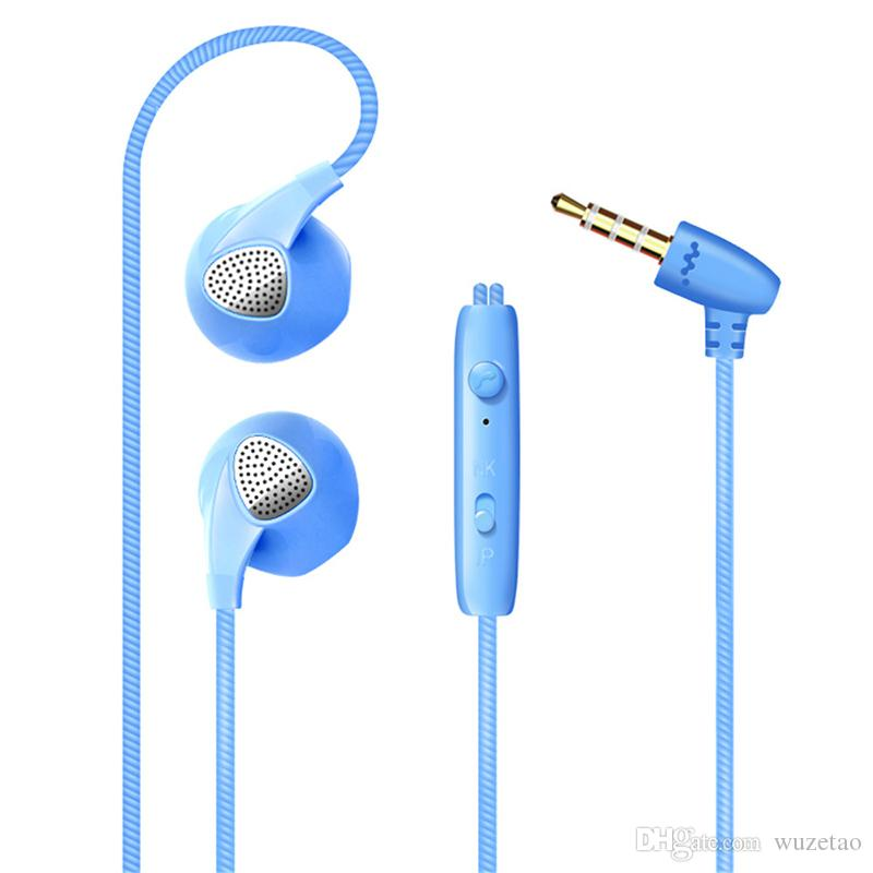 아이폰에서 Andriod 금속 외관 디자인에 대한 MIC베이스 스테레오 노이즈 제거의 HD 전화와 이어폰 스마트 선식 제어 일반 휴대 전화 게임 음악