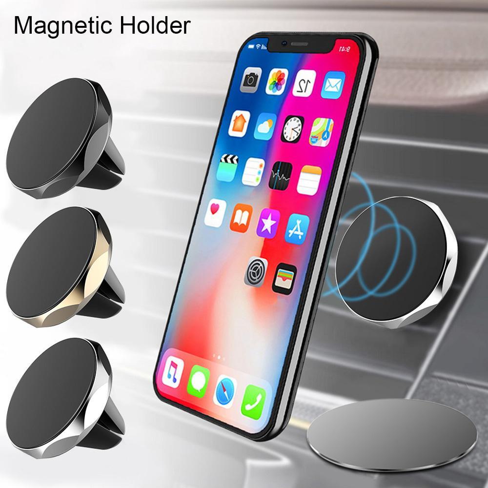 Soporte para teléfono magnética sobre el Huawei mate 20 Lite Car Holder Mount Magnet salida de aire del sostenedor del soporte para Iphone Xr Xs Max redmi Nota 6
