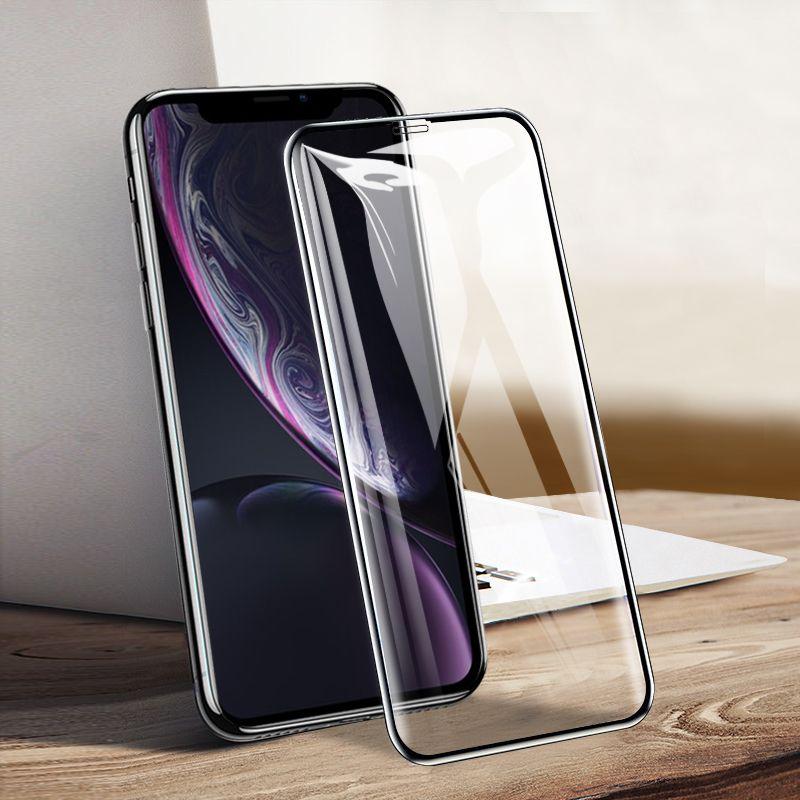 حماية الزجاج للحصول على اي X 8 XR 11 6S الموالية زائد حامي الشاشة زجاج فون 7 8 XS MAX حماية الزجاج