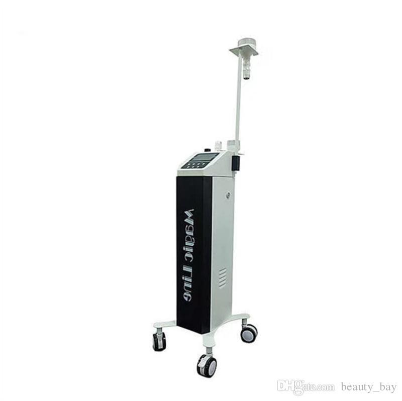 Multipolaires RF Machine Drainage lymphatique amincissant la machine à vendre à ultrasons Liposuccion vide Cavitation système pour le corps