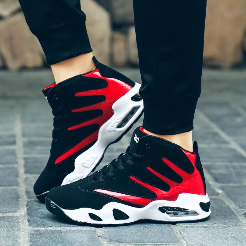OLOME 2020 Kauçuk Erkek Ayakkabı Zapatos casuales Dayanıklı Hafif Erkek Moda Sneakers Açık Yetişkin Unisex Ayakkabı Giyim