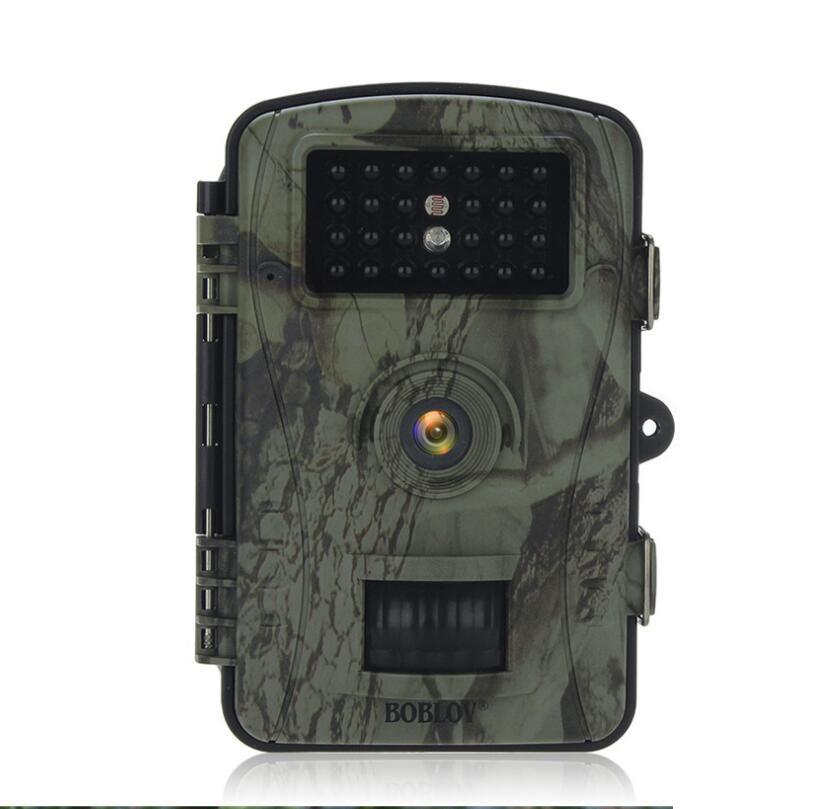 HD 720P Scouting Hunting Camera Digital Infrared Trail Night Vision 2.4' LCD Hunter Wildlife Cam Waterproof