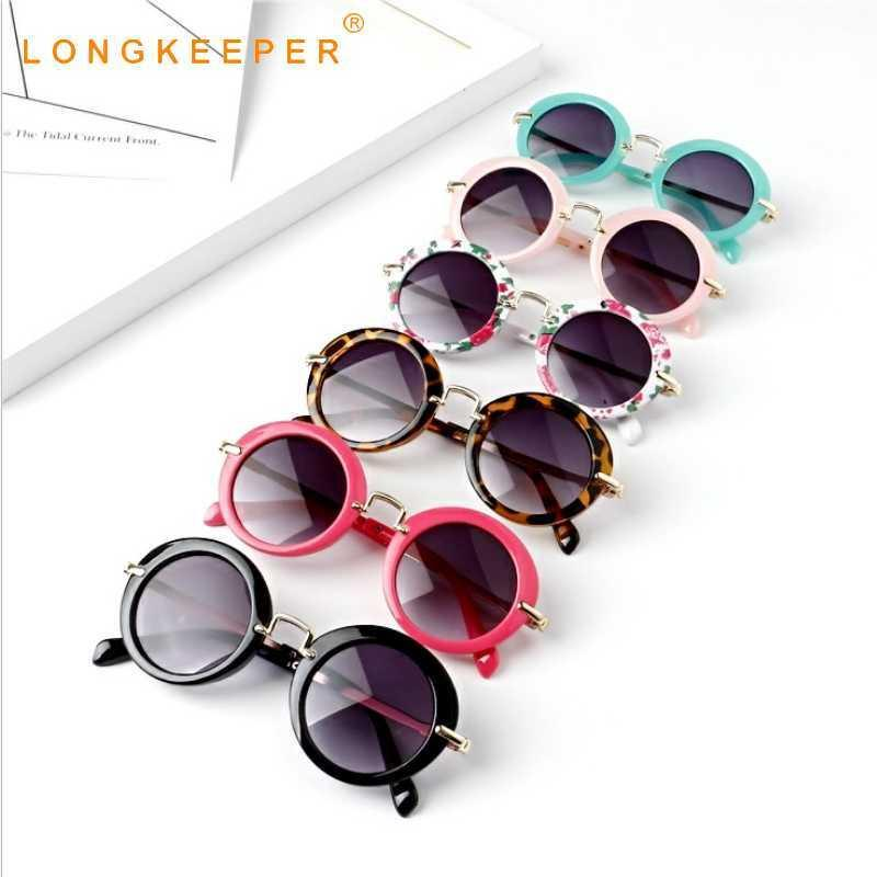 ANTI-UV Kids Sunglasses Child Boys Girls Shades Baby Goggles Glasses Cool