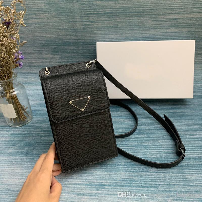 Handbags Purses Crossbody Shoulder Bag Plain Letter Leather Phone Purses Cowhide Genuine Leather Hand Bags Free Shipping
