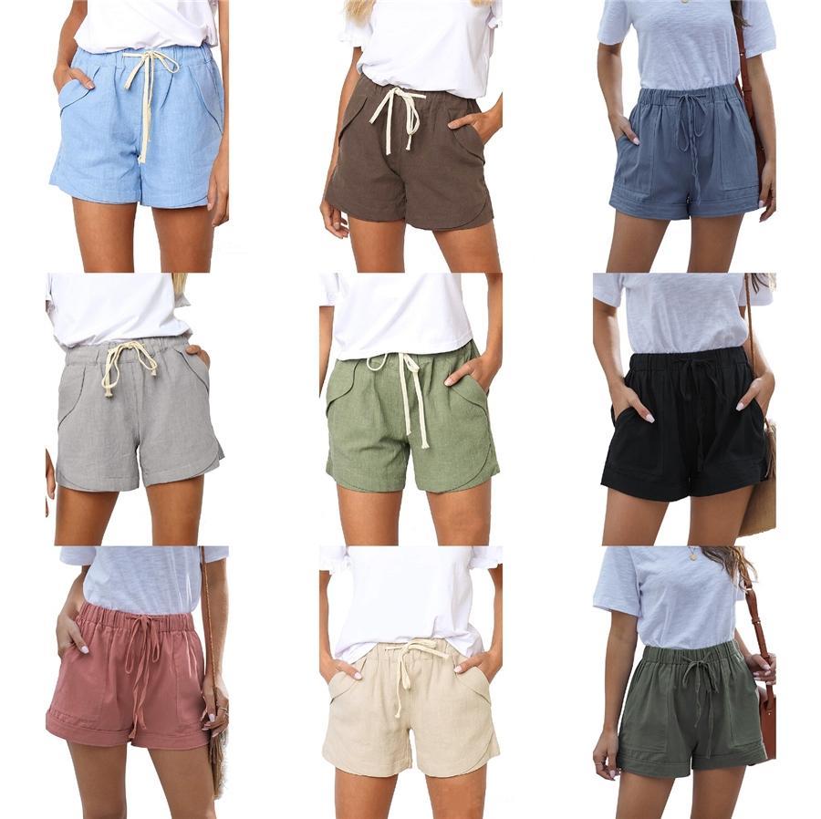 Weoneit donne Camouflage Pantaloncini Fashion Casual Shorts multi-tasca cargo allentato lavoro ginocchio # 500