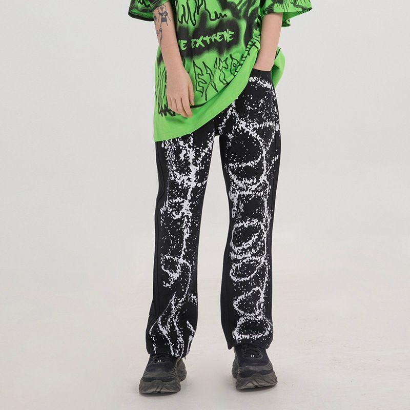 Jeans Z51 uomini hop hip