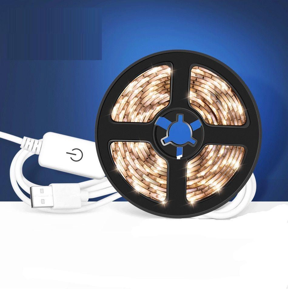 Heiß-Verkauf von LED-Leuchten mit Speicher USB-Touch-Dimm-wasserdichte Leuchten mit 2835 Hausarbeits Dekoration Licht bar123