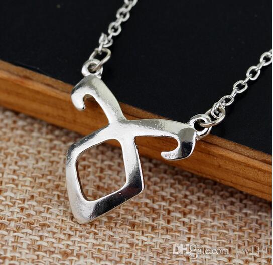 The Mortal Instruments City Of Bones Pendants Necklace Angelic Power Runes