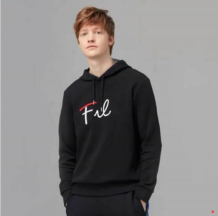 Mens конструктора Толстовки Luxury Толстовка Человек Толстовки Streerwear дизайнерский бренд пуловер с длинными рукавами F Письма печати Высококвалифицированные качества