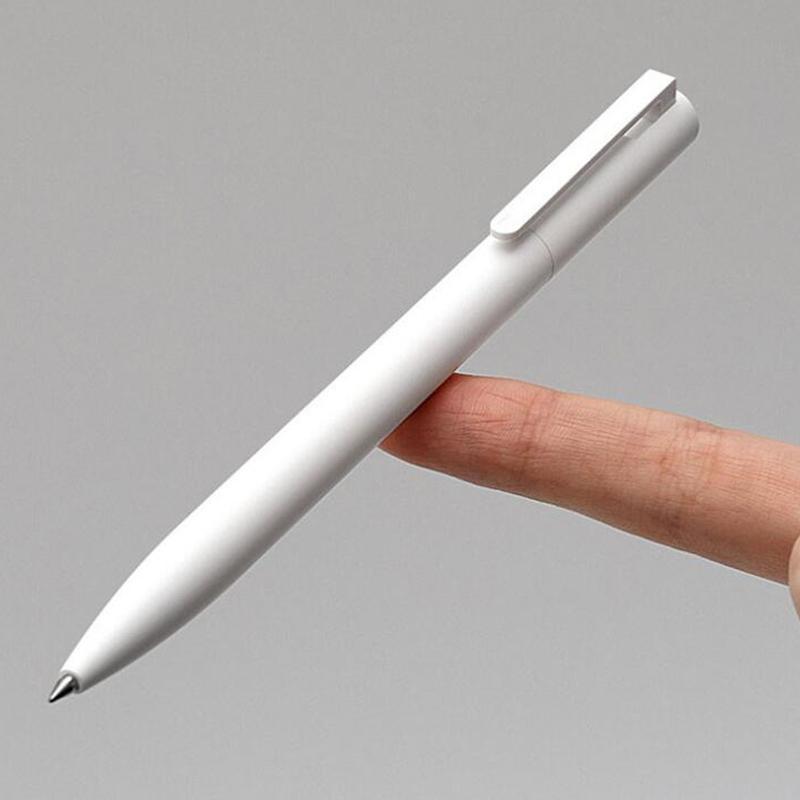 10pcs/lot Original 0.5mm Gel Pen Signing Pen Core Durable Signing Pen Refill Smooth Writing Smart Home