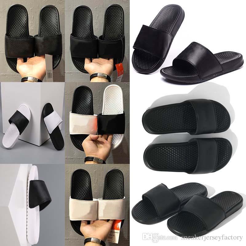 أحذية الشاطئ النعال بالتخبط والوجه زلق الرجال النساء يجرجر الصنادل مصمم أحذية فاخرة الشرائح أزياء الصيف النعال 35-46 زهرة