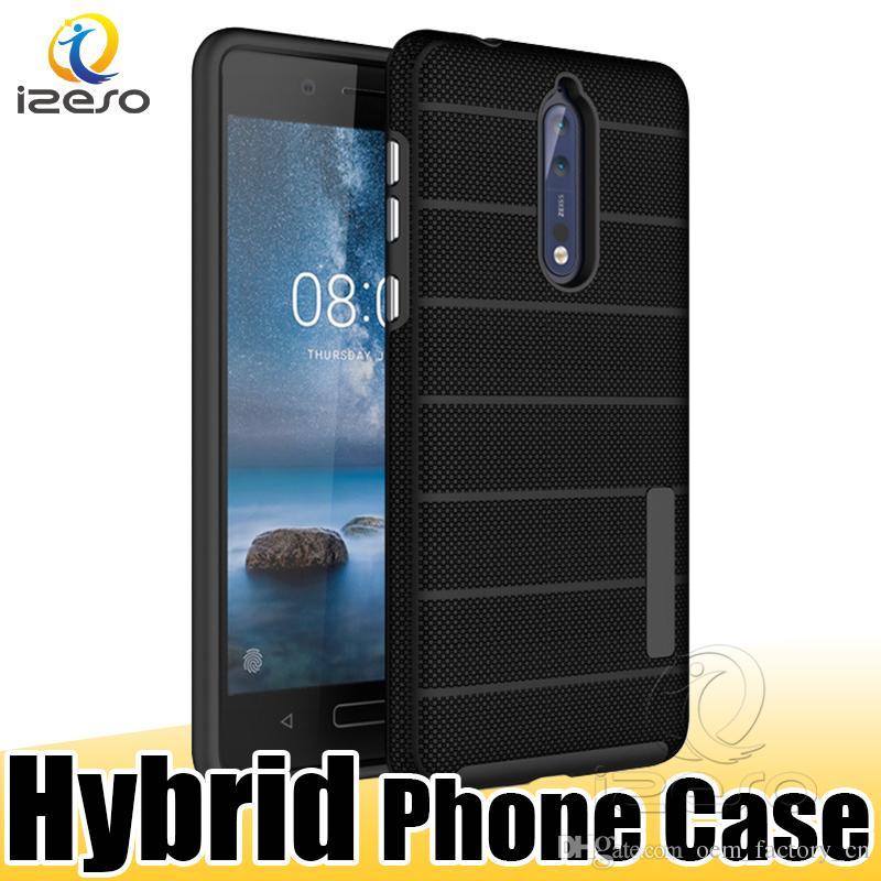 Caseology híbrido Phone Case Armor for LG Harmony 4 Stylo 6 K51 MOTO E7 G7 Poder G Stylus Celular Back Cover Shell izeso