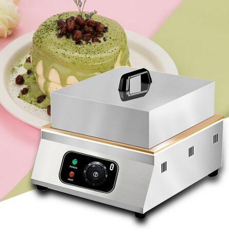 Зеркало корпус из нержавеющей стали небольшой и удобный двойной температуры двойной контроль для Shufulei торт кухонный комбайн вафельные машины