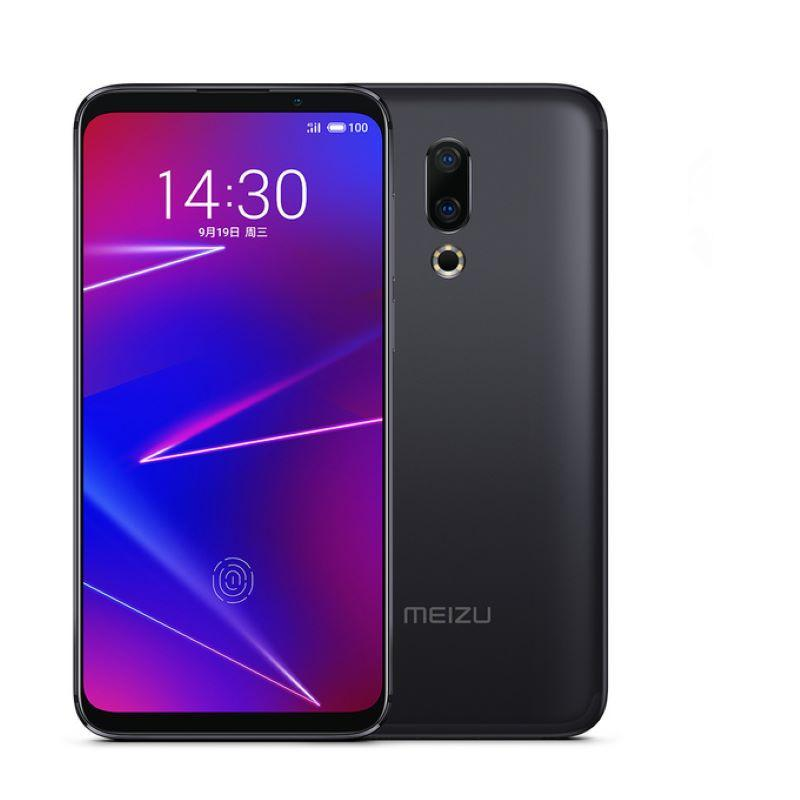 """Original Meizu 16 16th 4G LTE Mobile Phone 8GB RAM 128GB ROM Snapdragon 845 Octa Core Android 6.0"""" AMOLED 20.0MP Face Wake Smart Cell Phone"""