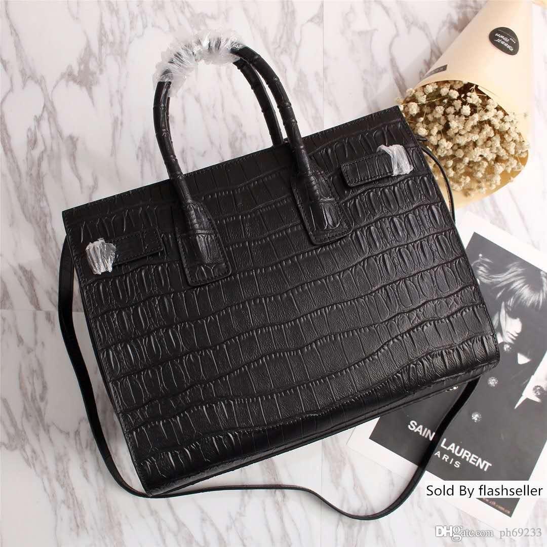 Hot retro handbags handbags designer handbags ladies wallet leather messenger bag and shoulder bag (size32-25-13) F7107