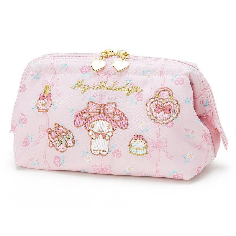 Meninas dos desenhos animados estrelas pouco beaty beaty nylon sacos rosa lindo bolsa de armazenamento cosmético meu saco de caixa de composição para o presente de melodia tntuo