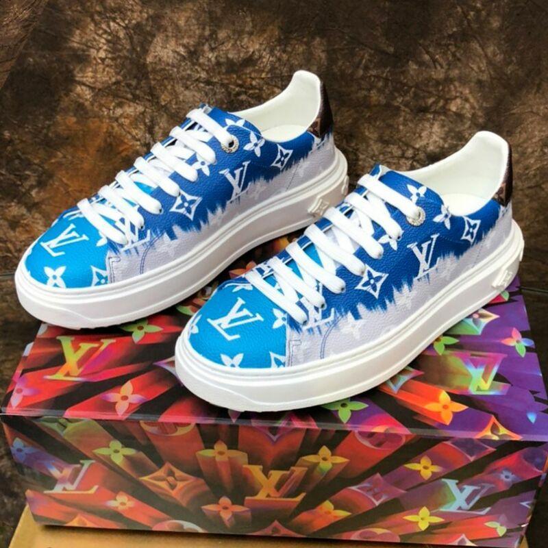 Diseñador de moda de lujo de las mujeres calzado deportivo zapatos retro zapatos corrientes de jogging inferiores del rojo zapatillas antideslizantes de absorción de choque de viajes