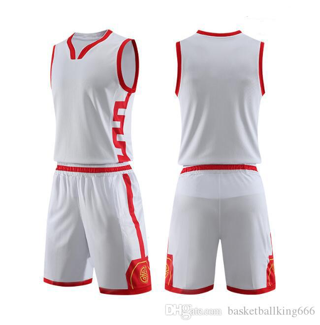New basketball suits, men's custom college students, training, jerseys, printing, printing, Great Wall, Chinese style, Chinese style