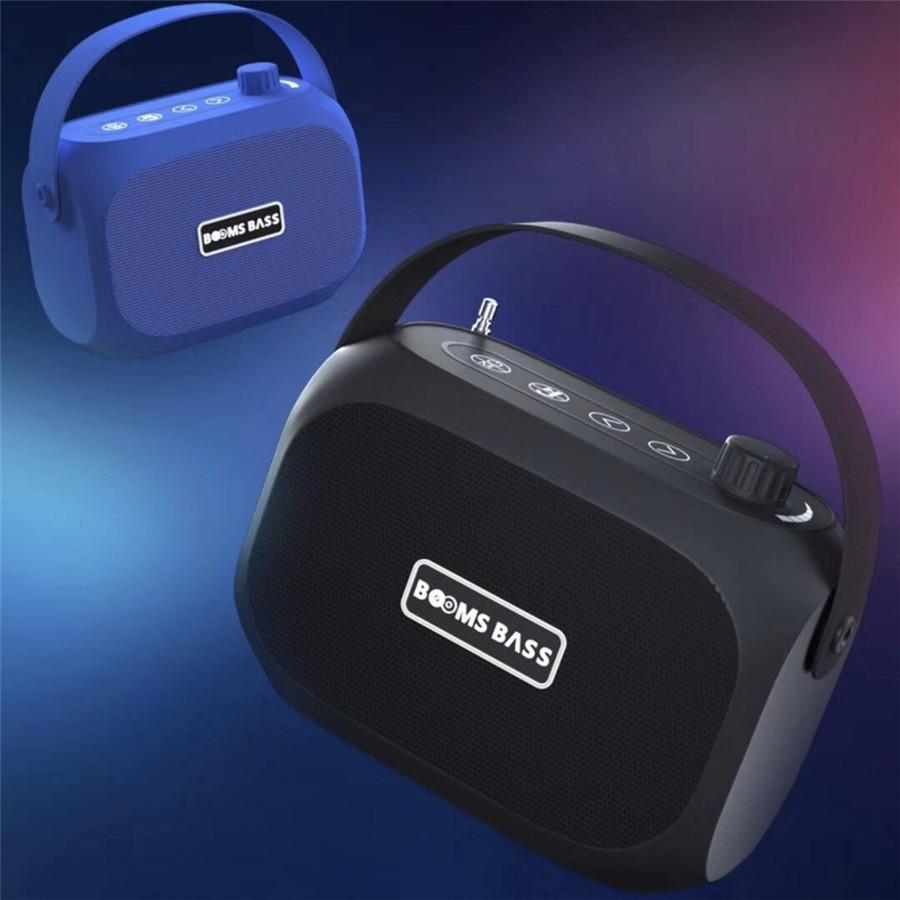 L15 Plastic Waterproof Anti-fall Outdoor wireless bluetooth speaker Audio Creative Portable Small Speaker Support USB TF Card FM Radio