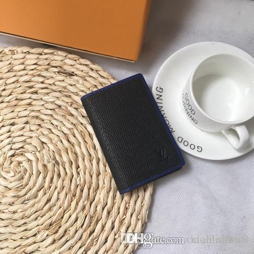 Modaya en kaliteli cüzdan en kaliteli 1: 1, gerçek deriden yapılmış, orijinal kutusu ile, fabrika birincil kaynağı M30550 11.0..7.5cm
