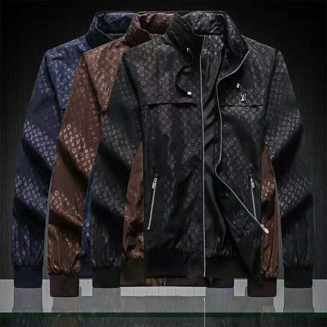 Giacca nera Inverno uomo nuovo caldo ss19 di Felpa con cappuccio giacche casual di alta qualità del cappotto del rivestimento allentato Mens caldo Spessa Alta qualità
