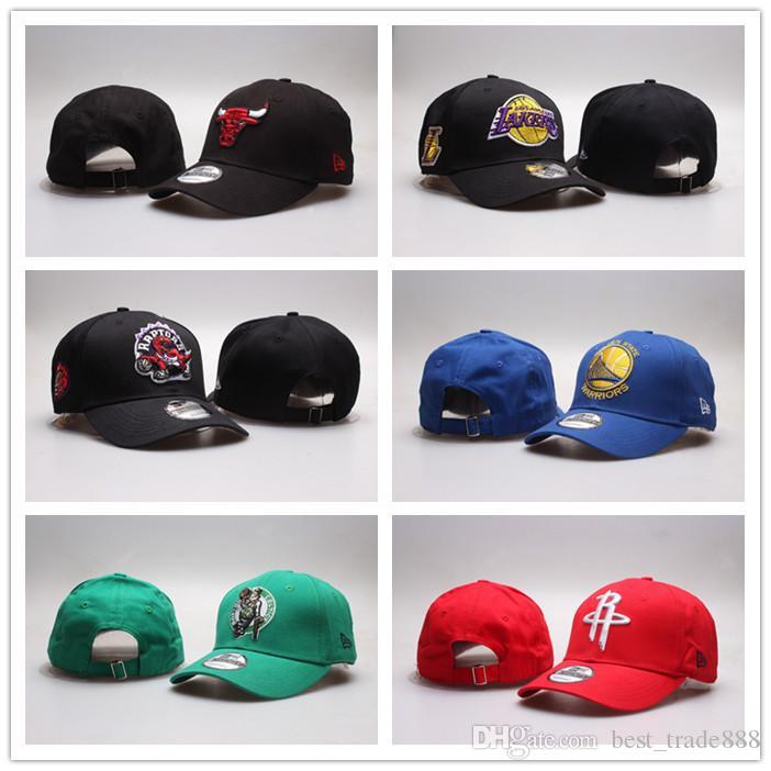 New Arrivel Basketball chapéus raptors chapéu Snapback Boné de beisebol para Homens Mulheres Esporte ajustável Caps