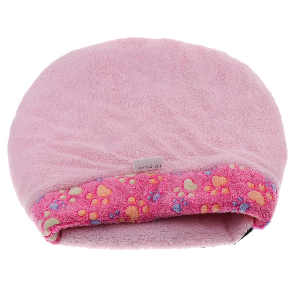 Pet Sleeping Bag Ultra Suave Pet Sofá Almofada Quente dormir Ninho de pequeno porte cães e gatos