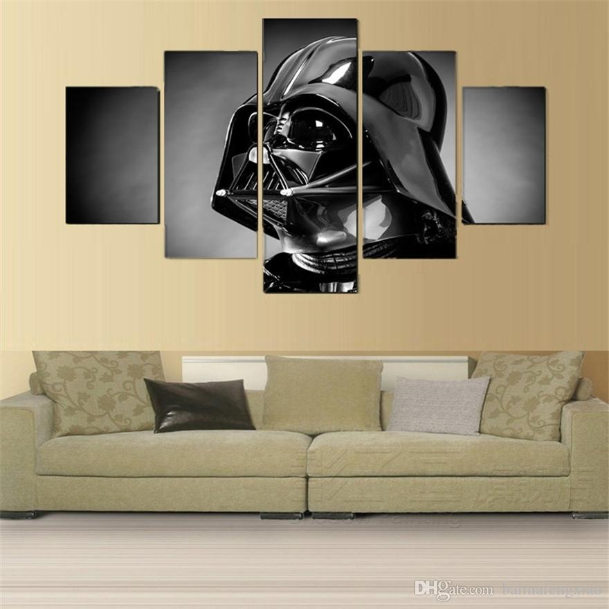 2019 Posters And Prints Performing People Robot Modern Oil Painting Canvas Wall Pictures Living Room Home Decor S 60 From Baimafengxiao 29 29
