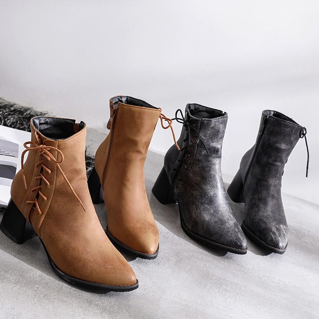 Hot Sale Women Lady Boots Winter