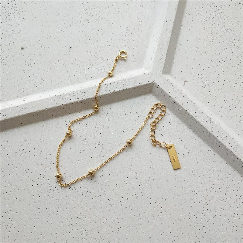 Office Real S925 Sterling Silver Refill Geometric Bracelets Fine Jewelry Women Creative Sweet Birthday Party Gift