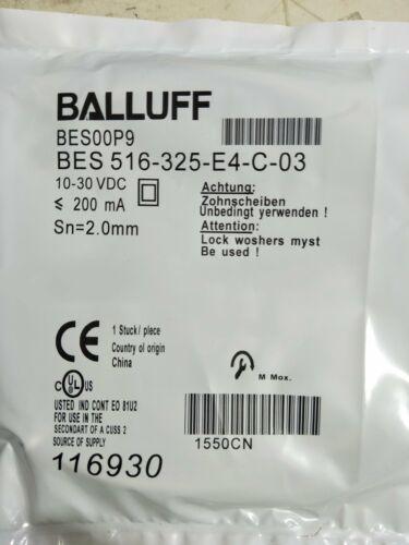 ONE New ДЛЯ Balluff BES 516-325-E4-C-03 Датчик SPOT ЗАПАСОВ