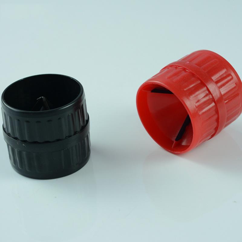 Arcylic труб Обработка фасок Инструменты Hard Tube PETG Tube Cutter Фаска FREEZEMOD фаска для края Ремонт Красный Черный Optional