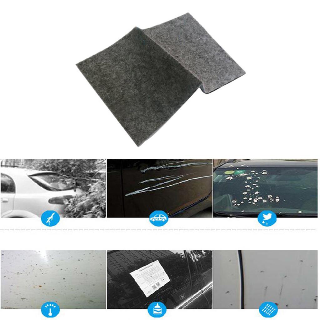 إصلاح سيارة واضح للاصلاح خدش خدش القماش السيارات المزيل مع القماش مزيل -Scratch إصلاح السطح خرقة 2020