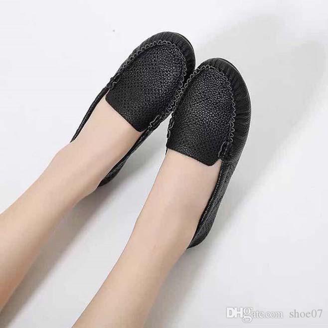 Con la scatola della scarpa da tennis scarpe casual scarpe da ginnastica di moda sportivo in pelle di alta qualità stivali pantofole dei sandali Vintage Air per la donna 07PX16