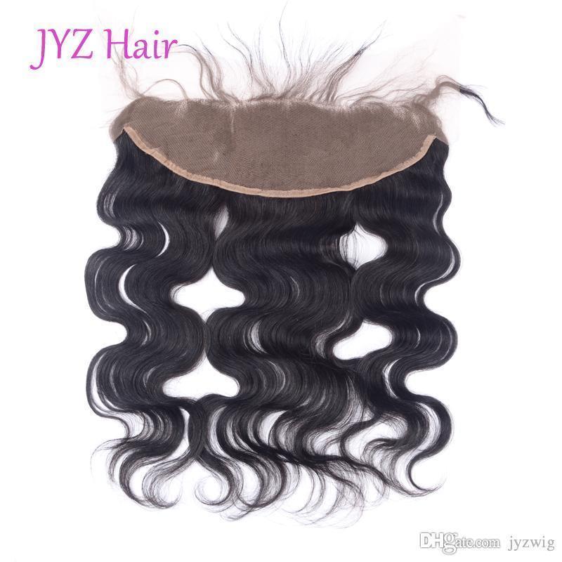 الماليزية البرازيلي بيرو الهندي الجسم موجة عذراء الإنسان الشعر الرباط أمامي 13x4 الرباط 100٪ غير المجهزة اللون الطبيعي الإنسان اختتام الشعر