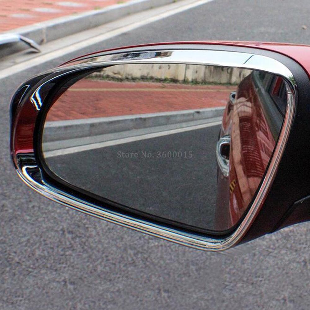Chrome Grill Bumper Cover Trim Set For Hyundai Kona 2017