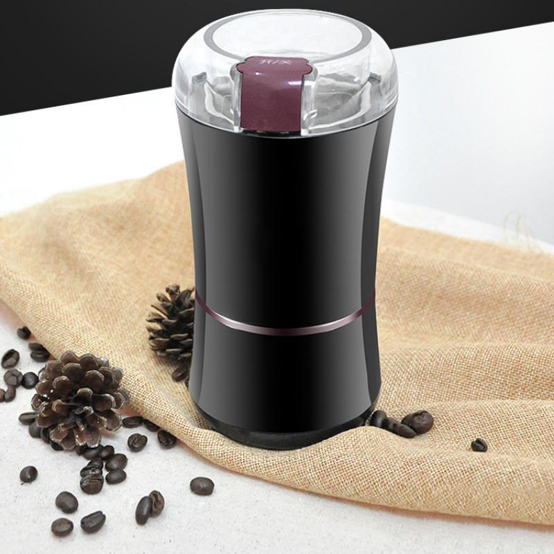 5шт Электрический Кофемолки Мини-кухня Соль Перец Grinder Мощные Фасоль Специи Орехи Семена Coffee Bean Grind Machine DHL