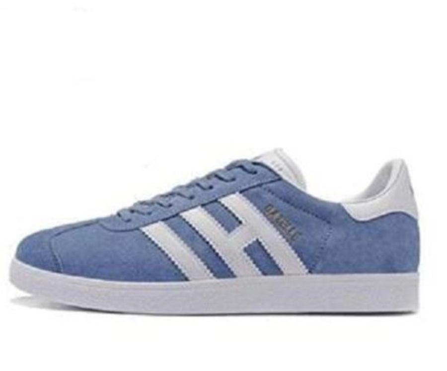 2020 Unisex GAZELLE Klasik Günlük Ayakkabılar Süet Sneakers Açık Hafif Erkekler Kadınlar Nefes Yürüyüş Yürüyüş Ayakkabı 36-45