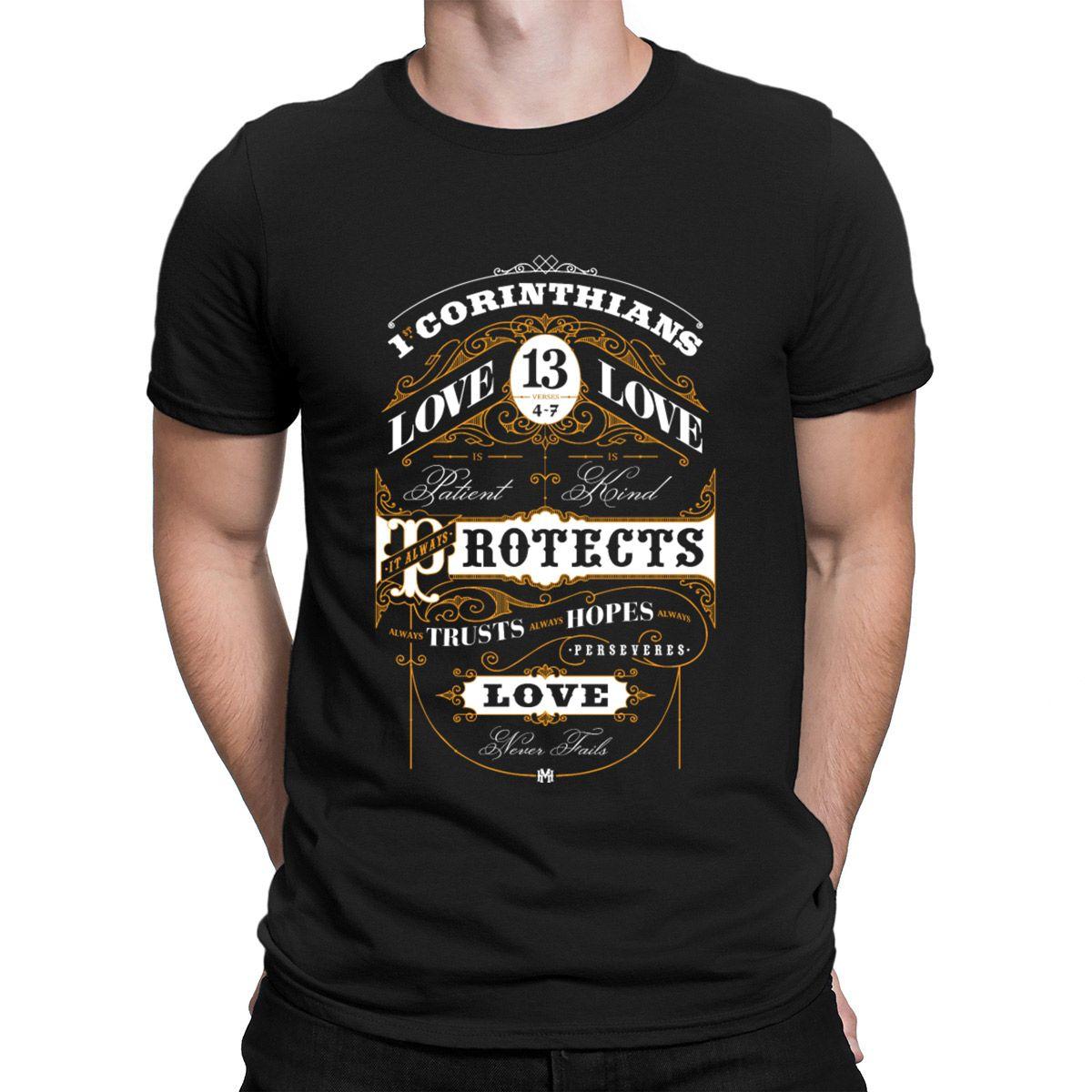 Corinthiens Livres Lovers T-shirt cool 2018 de Slim Fit personnalisés hommes Dernières Fitness Tee Top Anlarach coton