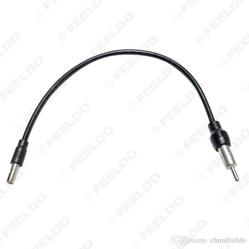 LEEWA wholesale Car Motors Radio Stereo Install Radio Antenna Adapter Cable For FORD(02~13) SKU #1546