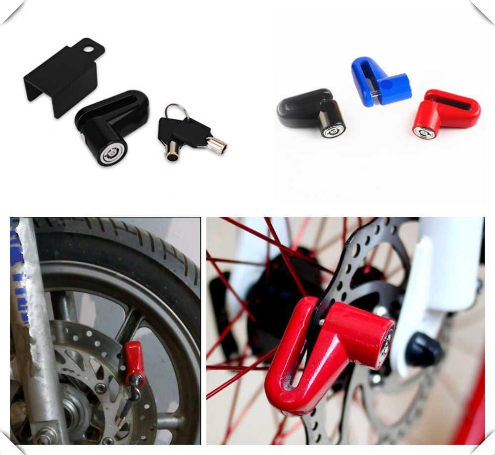 Мотоцикл самоката велосипеда безопасности колеса противоугонной блокировки тормозной диск для Trophy SE 600 FZR 600 FZR 600R 400 RR