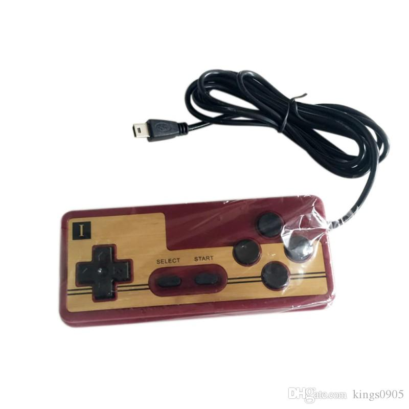 1pc Handheld Game Console Dedicated Gamepad Controller with micro USB for Coolboy/Subor/FC pocket